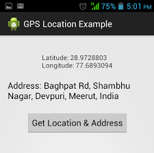 tutorial android using eclipse android gps location address using location manager tutorial