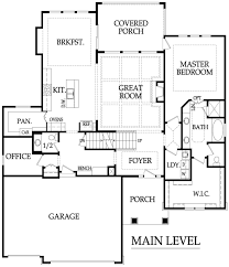 great room floor plans el dorado rodrock homes