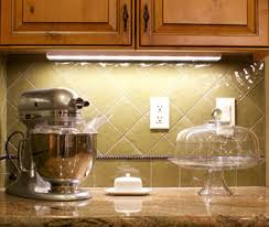 Under Cabinet Lighting Kitchen by Installing Under Cabinet Lighting Diode Led