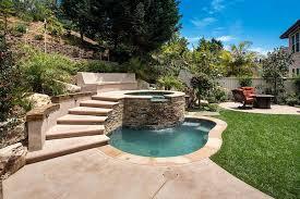 Ideas For A Small Backyard by Inground Pool Small Yard U2013 Bullyfreeworld Com