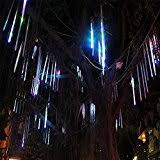 christmas lights that look like snow falling top 10 best cascading christmas lights for 2018 dewhitehome