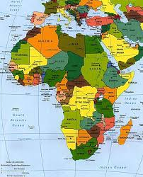 Africa Labeled Map by Best Photos Of Labeled Map Of Africa Africa Map With Countries