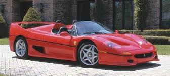 fastest ferraris the fastest of the 1990s the five fastest ferraris