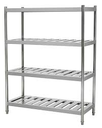 Stainless Steel Kitchen Shelves by Commercial Kitchen Racks Cheap Kitchen