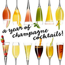 champagne clipart 12 seasonal sparkling drinks rachael ray every day