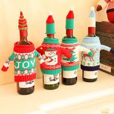 Christmas Wine Christmas Wine Bottle Cover U2013 The Sukihouse