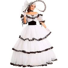 Civil War Halloween Costume Southern Belle Costume Victorian Dress Costume Halloween