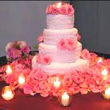 how to decorate your wedding cake table marvellous wedding cake