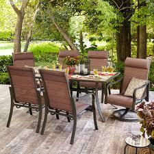 aluminum dining room chairs outdoor small patio set with umbrella aluminium patio furniture