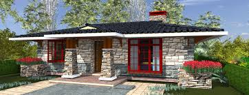 Three Bedroom House Design Pictures The Deluxe Three Bedroom House Plan Adroit Architecture