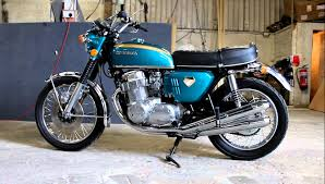 1970 honda cb750 k0 candy blue youtube