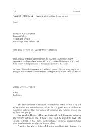 Business Letter Format Book Pdf Business Letter Book Pdf Oshibori Info