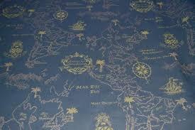 Blue Upholstery Fabric Upholstery Fabric Mapped Nautical Themed U2013 Toto Fabrics