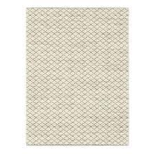 ivory rugs watercolor trellis wool shag rug ivory 9 x12 shag rugs