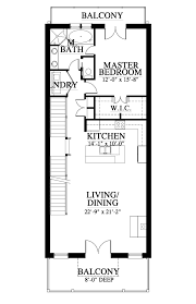 Live Work Floor Plans South Main Live Work House Plan 06605 Design From Allison Ramsey