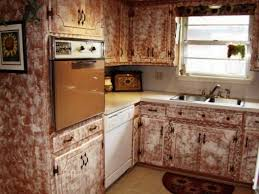Ugly Kitchen Cabinets Just Say No To Sponge Painting Cabinets U2013 Ugly House Photos