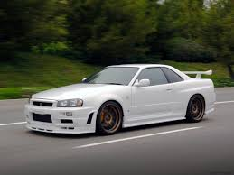 nissan skyline for sale in japan the nissan skyline r34 spec v it is one of the iconic japanese