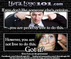 Meme Free - the free speech message every liberal needs to see meme