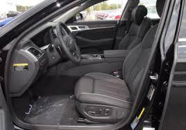 2015 Hyundai Genesis Interior 2015 Hyundai Genesis Review Carfax