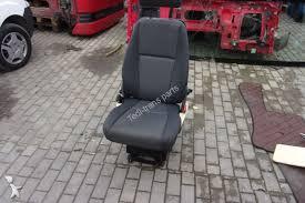 siege scooter occasion autres pièces scania fotel pasażera prawy składany siège pour r