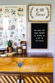 Design Inspiration For Your Home by Tips U0026 Tricks For Using A Felt Letter Board In Your Home Great