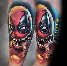 73 scary and famous venom tattoo ideas stock golfian com