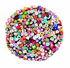 amazon com shany cosmetics nail art manicure fimo canes sticks