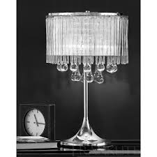 Crystal Desk Lamp by Table Lamps Crystal Drops Best Inspiration For Table Lamp