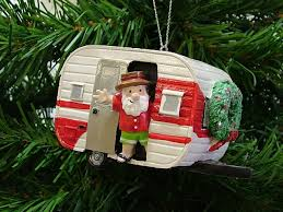 santa cer tree ornament