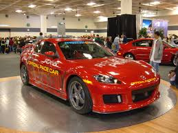 mazda auto cars file 2005 red mazda rx 8 pace car side jpg wikimedia commons