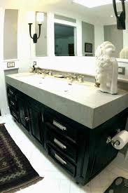 trough sink two faucets undermount trough sink bathroom best of bathroom trough sink nice
