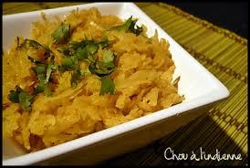 comment cuisiner du chou blanc chou à l indienne mes petits délices