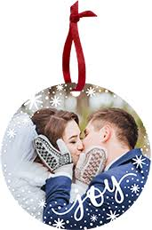 personalized photo ornaments nations photo lab