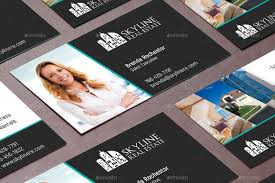 Realtor Business Card Template Real Estate Business Card Template By Godserv2 Graphicriver