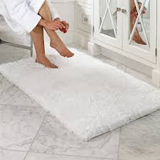 Bathroom Rugs And Mats Large Bathroom Rugs Washable