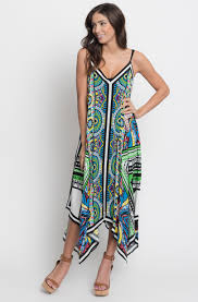 maxi dresses on sale buy online caribbean asymmetrical maxi dress for women on sale at