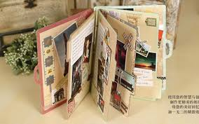 handmade photo albums diy album handmade children s family album scrapbook album style