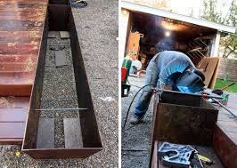 steel planter box chezerbey