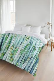 lost cactus u0027 king size duvet cover sold redbubble home decor