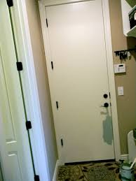 How To Paint An Interior Door by Little Bit Of Paint Painting Interior Doors