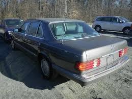 mercedes 420sel 1988 mercedes 420 class 420sel in fredericksburg va delong