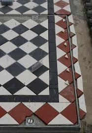 Border Floor Tiles Grove Park Rd Chiswick London W4 U2014 Mosaics By Post