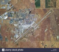 solano county map aerial map view above travis air base airport fairfield
