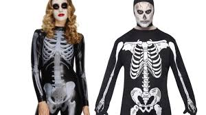 skeleton costumes skeleton costumes banned fears they may promote