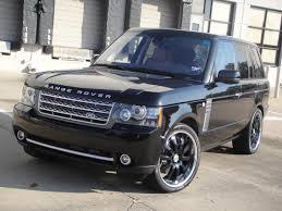 land rover 2010 are ya listening i need a blacked out range rover supercharged
