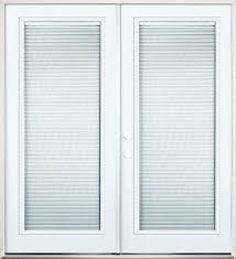 sliding glass door blinds home depot 70 1 2 sliding glass door with blinds and screen jeld wen patio