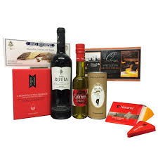 Gourmet Gift Basket Gourmet Gift Basket Rioja Crianza Spanish Gourmet Gifts