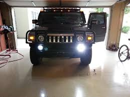 my starr hid installation guide with pics hummer forums