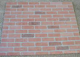 the aqua house how to paint faux brick