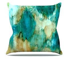 beige green blue green throw pillows queenannecannabis co